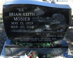 Brian Keith B. K. Mosier
