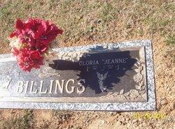 Gloria Jeanne <i>Mahan</i> Billings