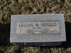 Lillian M <i>Fritch</i> Arnold