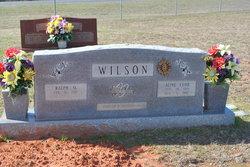 Aline <i>Cobb</i> Wilson