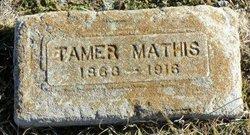 Tamer <i>Cottrill</i> Mathis