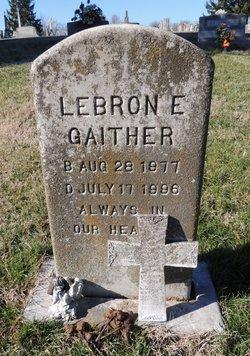Lebron Elliott Gaither