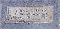 Odessa M. <i>Tannehill</i> Beard