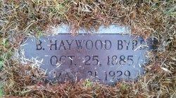 Burl Haywood Byrd