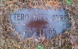 Tero <i>Dick</i> Byrd