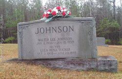 Walter Lee Johnson