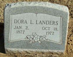 Endora Lou Dora <i>Reed</i> Landers