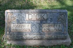 Harriet <i>Stevens</i> Dick