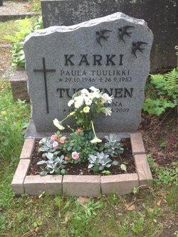 Paula Tuulikki K�rki