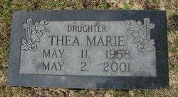 Thea Marie <i>Rockey</i> Hubbard