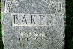 Clyde Baker