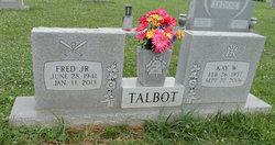 Fred Talbot, Jr