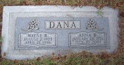 Wayne Bert Dana