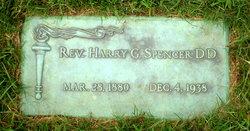 Rev Harry Garfield Spencer