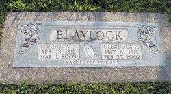 Glendola Frances <i>Wall</i> Blaylock