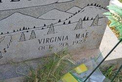 Virginia Mae Ginny <i>Wing</i> Arment
