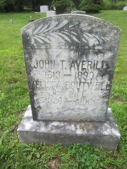 Melissa <i>Boutwell</i> Averill