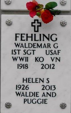 Helen <i>Stevens</i> Fehling