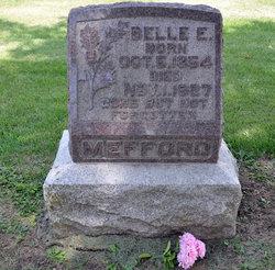 Belle E Mefford
