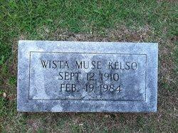 Wista Ernestine <i>Muse</i> Kelso