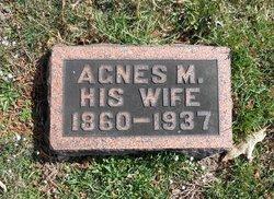 Agnes M. <i>Witmer</i> Barnhart