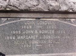 Nellie <i>Donovan</i> Bowler