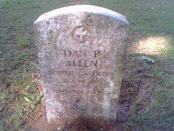 Sgt Dan P Allen