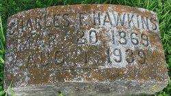 Charles F Hawkins