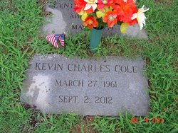 Kevin Charles Cole