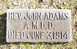 Rev John Adams