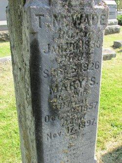 Mary S. Wade