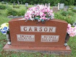 Philander Green Phil Carson