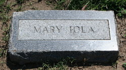 Mary Iola Fike