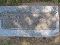 Delilah Jane Robinson