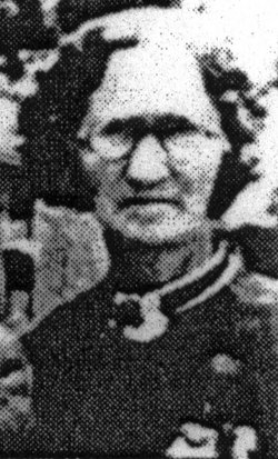 Mary Etta Hector <i>Peterson</i> Allred