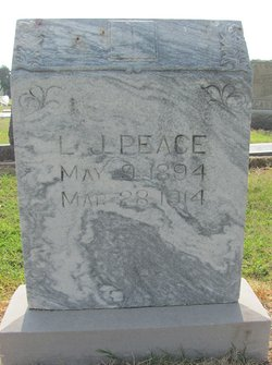 Lemuel Jefferson Peace
