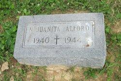 Nellie Juanita Alford