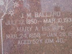 Jeremiah Melvin Ballard