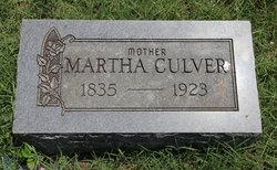 Martha Culver