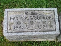 Lydia Ann <i>Peters</i> Woodring
