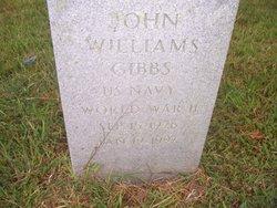 John William Gibbs