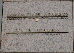 Iva R <i>Bracken</i> Adamson