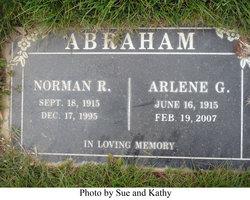 Norman Richard Abraham