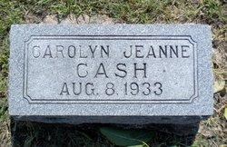 Carolyn Jeanne Cash