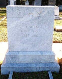 Max Abram