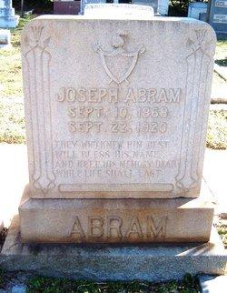 Joseph Abram