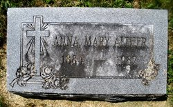 Anna Mary Alther