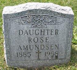 Rose Amundson