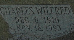 Charles Wilfred Mabe