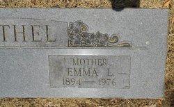 Emma Laura <i>Vosselmann</i> Bethel